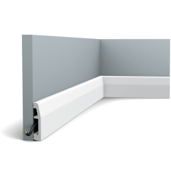 SX125 ORAC AXXENT skirting 200 x 6,9 x 1,4