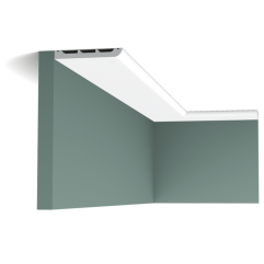SX184F ORAC FLEX cornice moulding 200 x 1,3 x 11