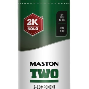 MASTON SPRAY TWO 2K RAL 6002 Leaf Green 400ml
