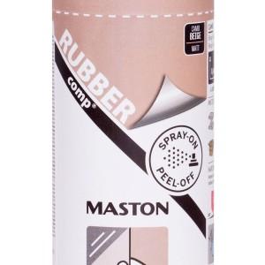 MASTON SPRAY RUBBERcomp Beige Camo matt 400ml