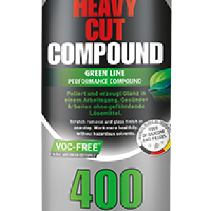 MENZERNA Heavy cut compound 400 Green Line 1 kg