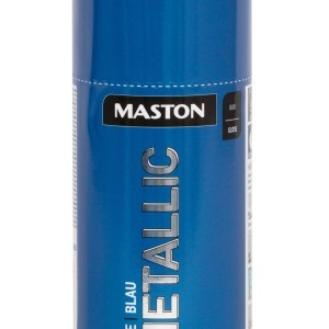 MASTON SPRAY METALLIC Blue 150ml