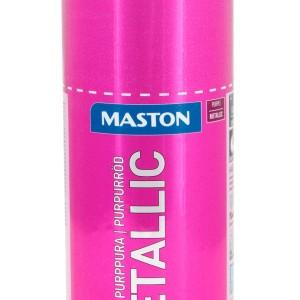 MASTON SPRAY METALLIC Purple 150ml