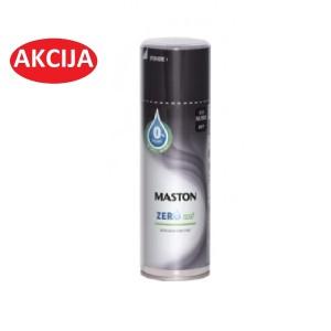 MASTON SPRAY Zero Black RAL9005 400ml