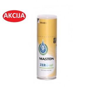 MASTON SPRAY Zero Light Yellow RAL 1018 400ml