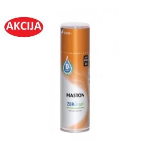 MASTON SPRAY Zero Orange RAL2011 400ml