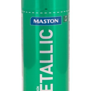 MASTON SPRAY METALLIC Green 400ml