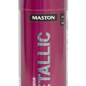 MASTON SPRAY METALLIC Purple 400ml