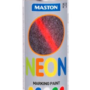 MASTON SPRAY Marking NEON Red 500ml