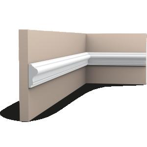 P8030 ORAC LUXXUSe panel moulding 200 x 4,1 x 1,7
