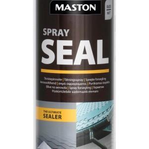 MASTON SPRAY Seal Black Matt 500ml