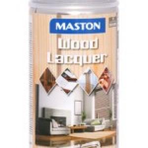 MASTON SPRAY WOOD LAQUER 40 silk gloss 400ml