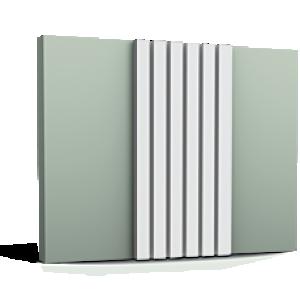 3D dekorativni zidni elementi