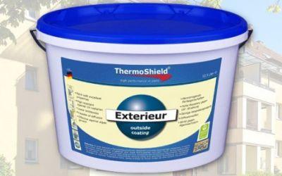Thermoshield boje s funkcijom